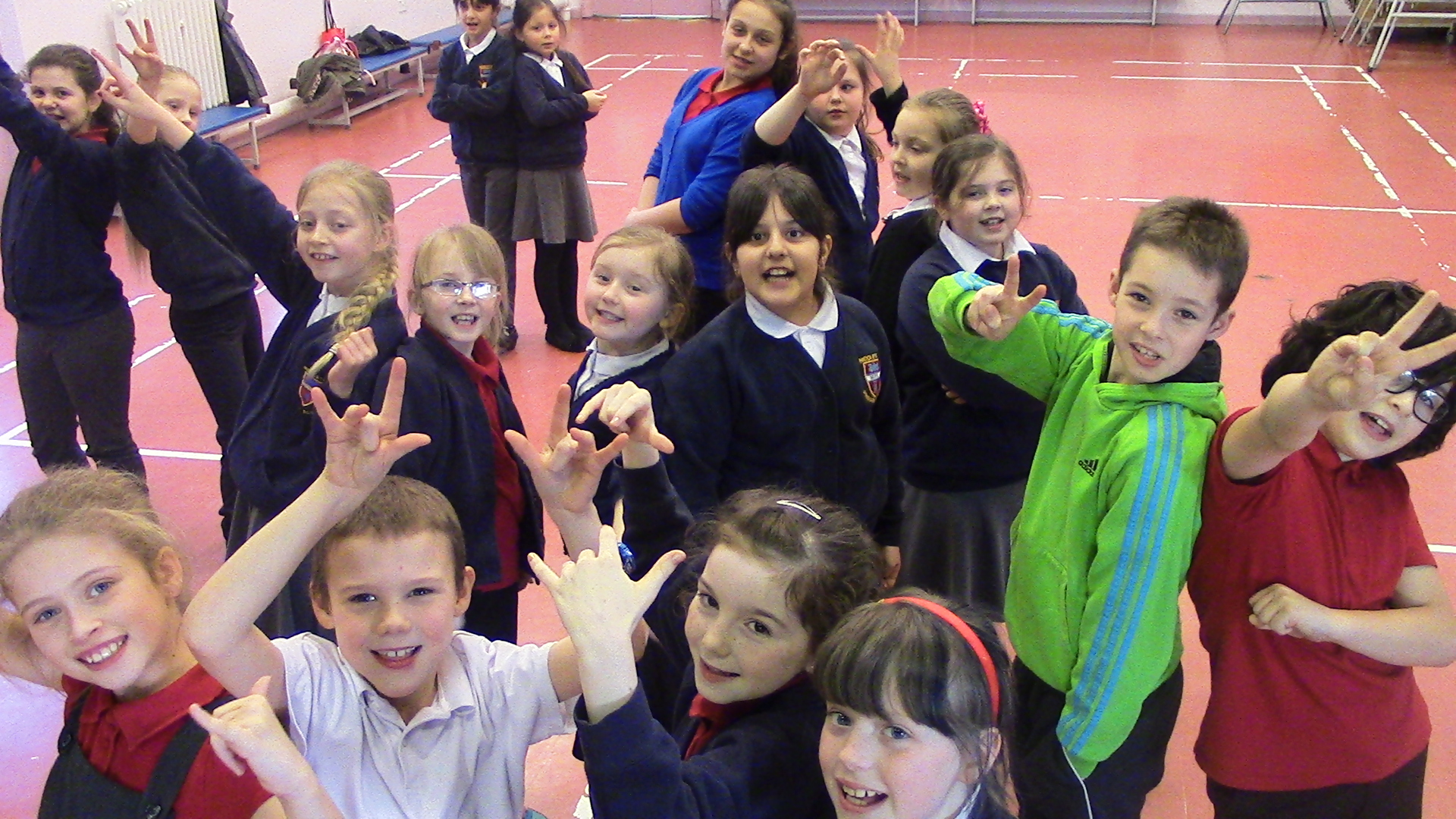 New Class Dynamix Club in Middleton Primary!